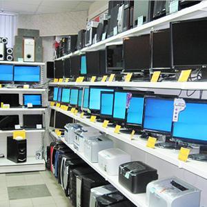 Компьютерные магазины Тымска